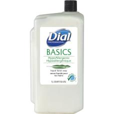 Dial Basics HypoAllergenic Hand Soap Refill