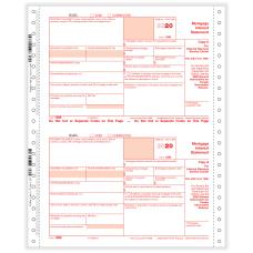 ComplyRight 1098 Tax Forms 3 Part