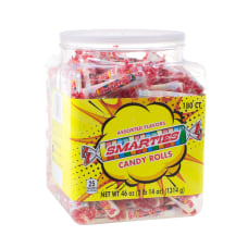 Smarties Candies Tub Of 180