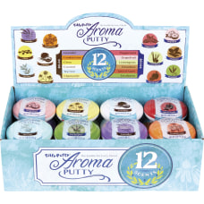 Crayola 12 Scents Aroma Putty Set