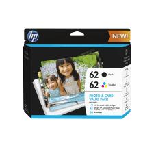 HP 62 Black And Tri color