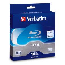 Verbatim BD R 25GB 16X Disc
