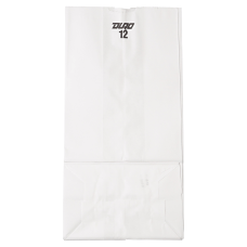 General Paper Grocery Bags 12 13