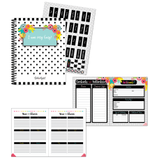 Carson Dellosa Education Pineapple Teacher Planner