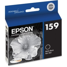 Epson T159820 Matte Black Ink