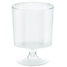 Amscan Mini Plastic Pedestal Bowls 2