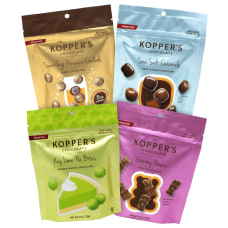 Koppers Specialty Chocolate Bites Variety Bags