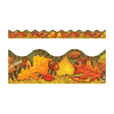 TREND Leaves Of Autumn Terrific Trimmers