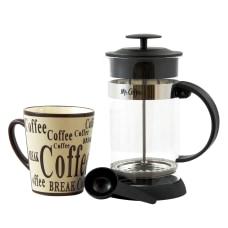 Mr Coffee Cafe Oasis Glass Coffee