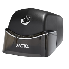 X ACTO Quiet Electric Pencil Sharpener