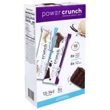 Power Crunch Protein Energy Bars Triple