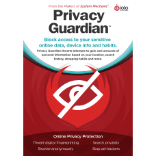 Iolo Technologies Privacy Guardian 2019 Disc