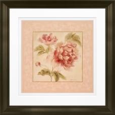 Timeless Frames Marren Espresso Framed Floral