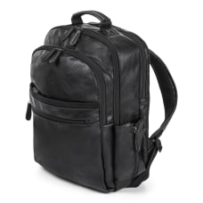 Bugatti Valentino Vegan Leather Backpack With