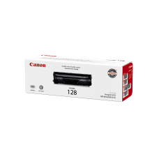 Canon 128 Black Toner Cartridge 3500B001AA