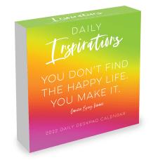 TF Publishing Inspirational Daily Desktop Calendar