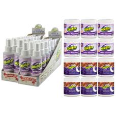 OdoBan Odor Eliminator Disinfectant Spray Bottles