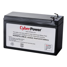 CyberPower RB1290X2 Replacement Battery Cartridge 2
