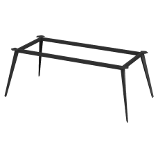 Lorell Rectangular Conference 4 leg Table