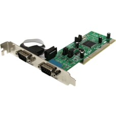 StarTechcom 2 Port PCI RS422485 Serial