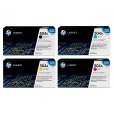 HP 504XA HP504XASET OD 4 Color