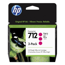HP 712 DesignJet High Yield Magenta