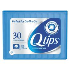 Q tips Cotton Swabs 1 White