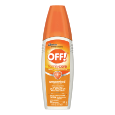 OFF FamilyCare Insect Repellent Spray 6