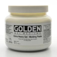 Golden Molding Paste Extra Heavy Gel