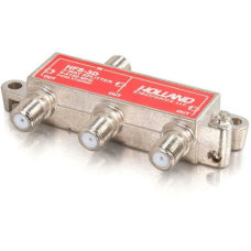 C2G High Frequency 3 Way Splitter
