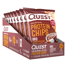 Quest Protein Chips BBQ 11 Oz