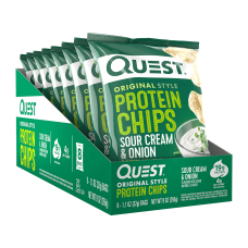 Quest Protein Chips Sour Cream Onion