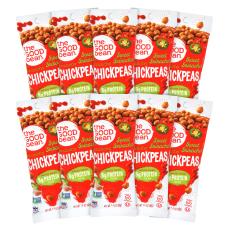 The Good Bean Chickpeas Sweet Sriracha
