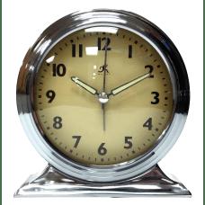 Infinity Instruments Boutique Tabletop Alarm Clock