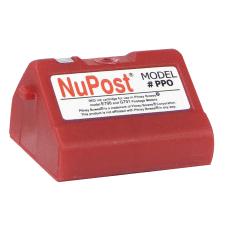 NuPost Remanufactured Postage Meter Red Ink