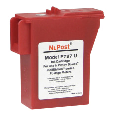 NuPost Pitney Bowes 797 0 797
