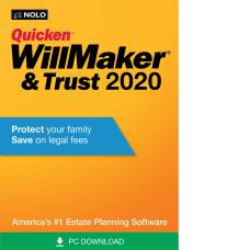 Nolo Quicken WillMaker Trust 2020 Windows