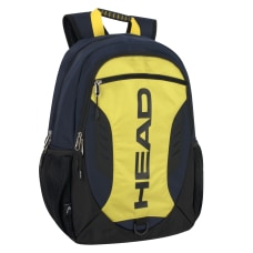 HEAD Backpacks With 17 Laptop Pockets