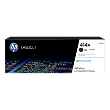 HP 414A Black Toner Cartridge W2020A