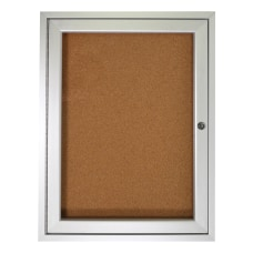 Ghent 1 Door Enclosed Natural Cork
