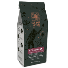 Copper Moon Coffee Ground Coffee Colombian