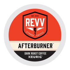 REVV Afterburner Single Serve K Cup