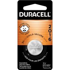 Duracell Duralock 2016 Lithium Battery For