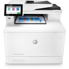 HP LaserJet Enterprise MFP M480f Color