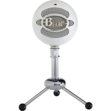 Blue Snowball Microphone 40 Hz to