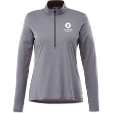 Vega Tech Ladies Half Zip Pullover