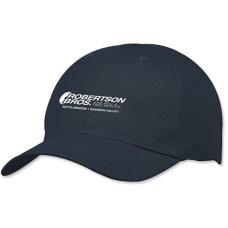 Buttonless Cap