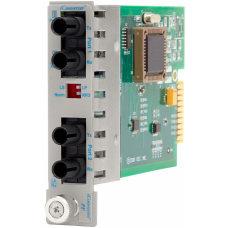 iConverter 100Mbps Ethernet Fiber to Fiber