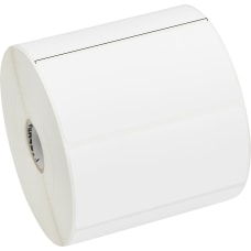 Zebra Label Paper U82591 4 x