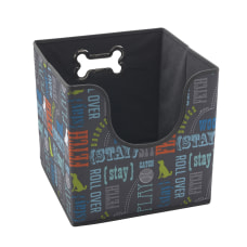 Advantus Collapsible Pet Toy Bin 12